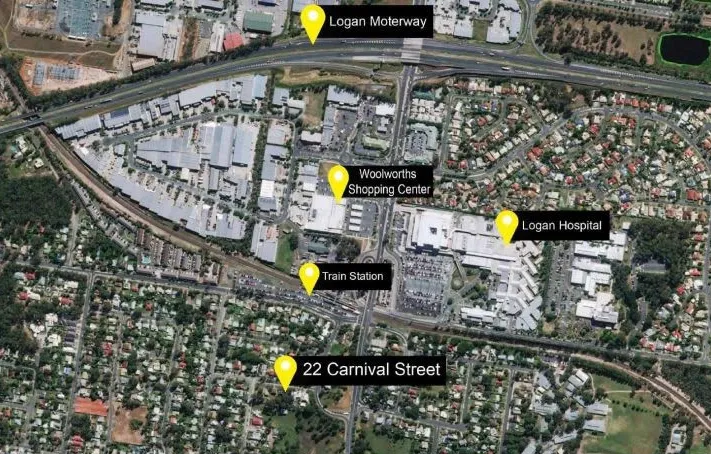 Loganlea Development potential