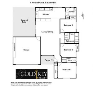 1 Nolan Place Floor Plan_1 Nolan Place Calamvale QLD 4116_Kassandra Duvall_ Gold Key Realty