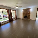 Fireplace _house for rent 119 latimer road logan village Gold key realty
